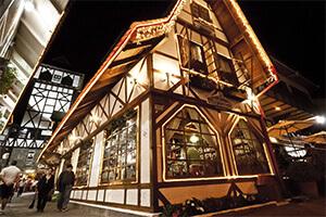 Faixada Restaurante Matterhorn